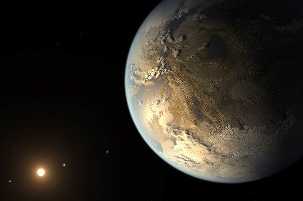 kepler186f artistconcept NASA May Have Discovered A New Planet Earth