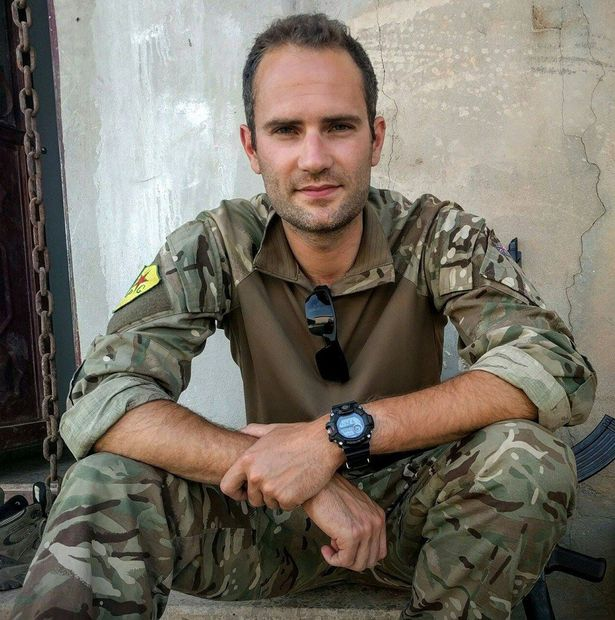 macergifford1 British Soldier Reveals ISIS Are Now Using Child Suicide Bombers