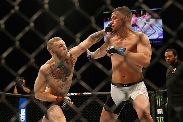 mcgregor diaz punch McGregor Vs Mayweather Super Fight May Not Be Happening After All