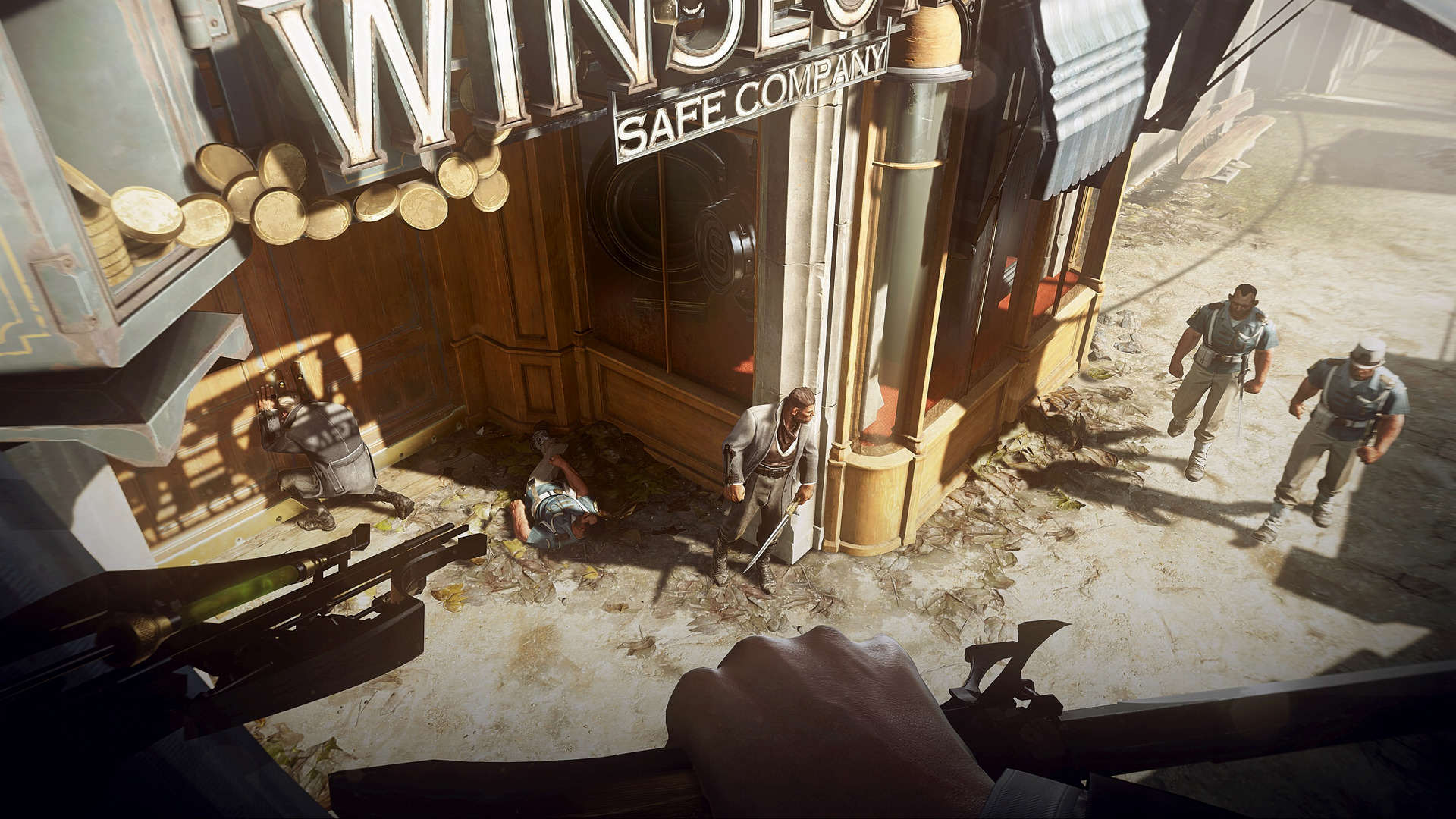 pF0ntQS Check Out These Gorgeous New Dishonored 2 Screens