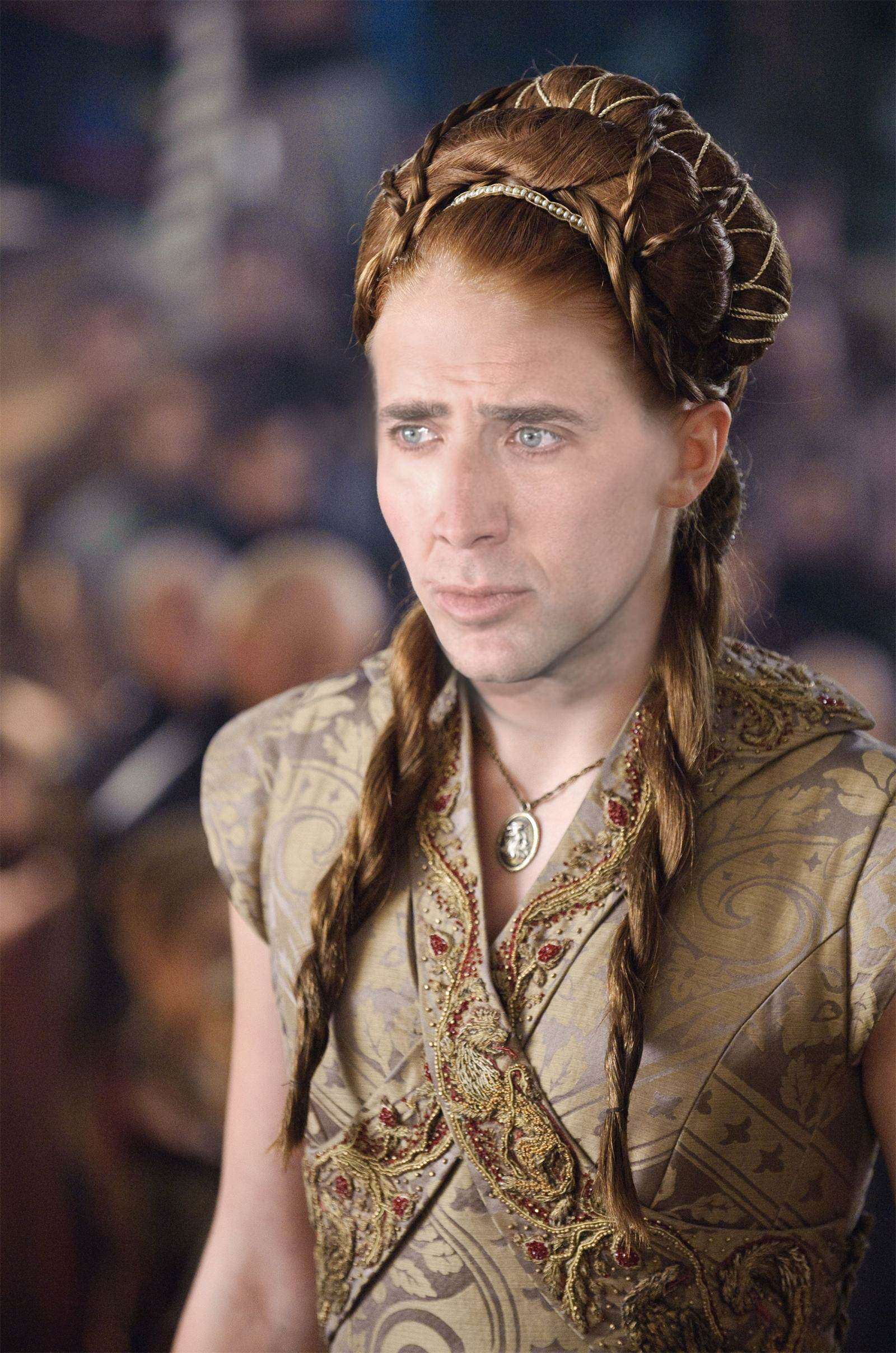 sansa stark Nicolas Cage As Every Game Of Thrones Character Is Hilarious