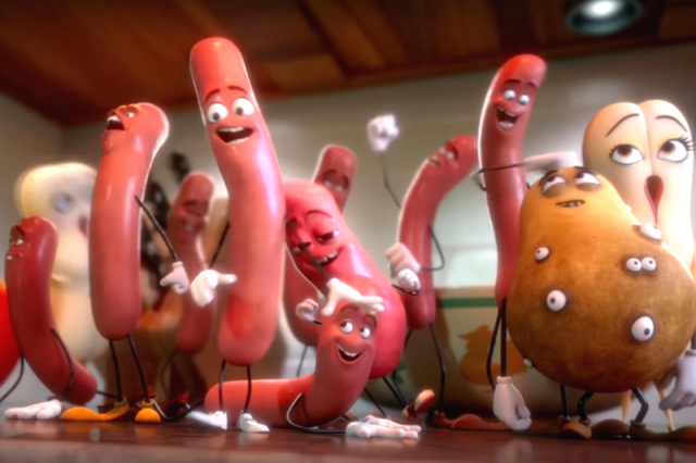 sausage party red band trailer 640x426 The New Sausage Party Trailer Looks F*cking Hilarious