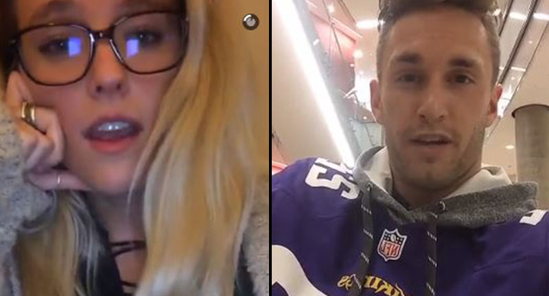 Two Teens Who Met On Snapchat Are Modern Day Romeo and Juliet snapfb