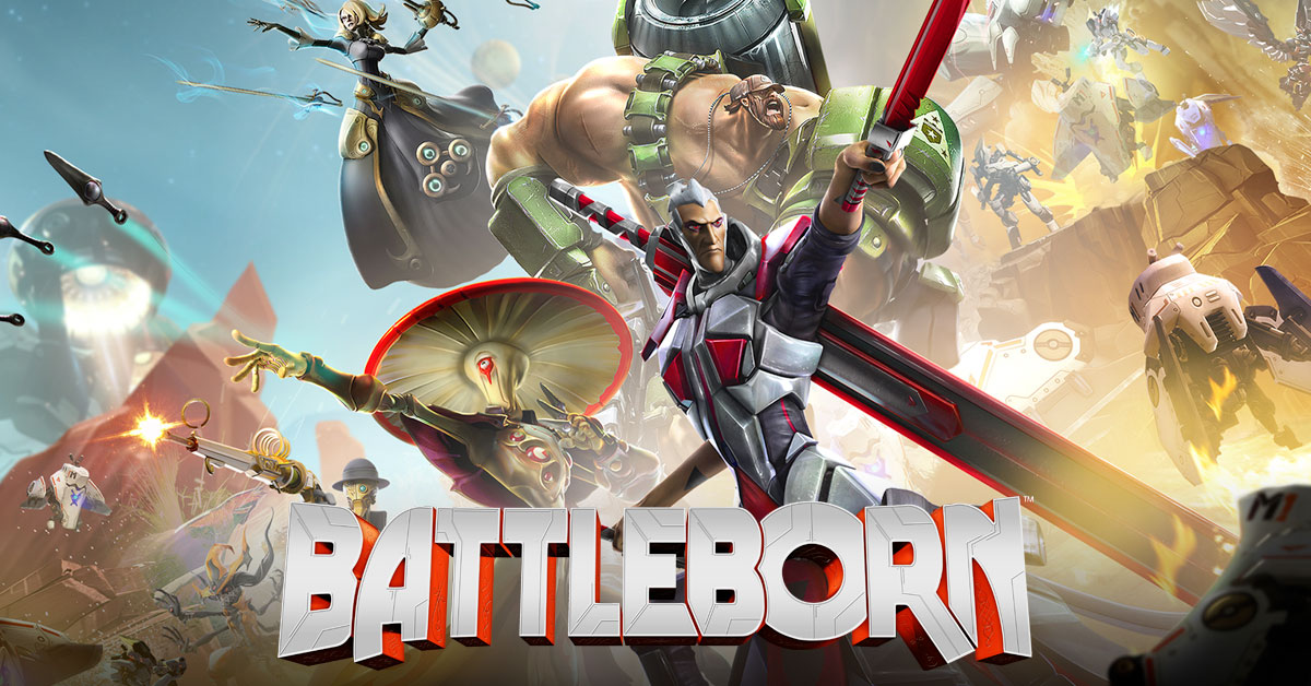 Battleborn Is A Collection Of Cool Ideas That Never Quite Gel social share