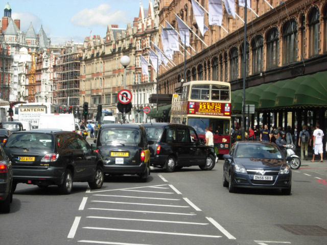 traffic1 New Report Reveals Britain And Irelands Most Polluted Cities