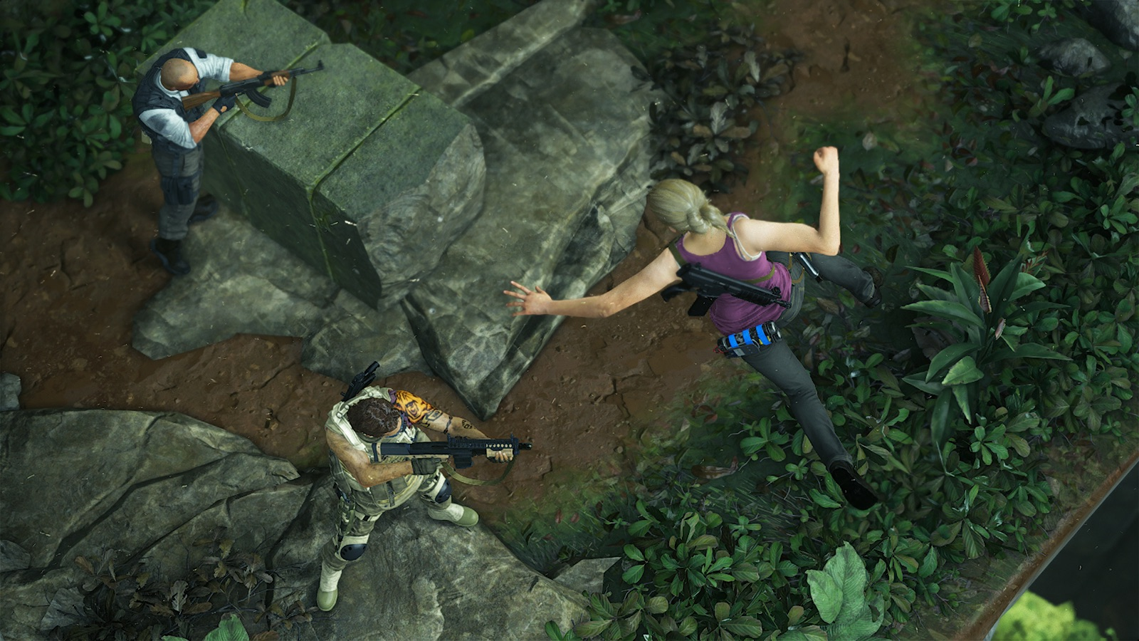 uncharted 4 multiplayer 3 Naughty Dog Share Uncharted 4 DLC, Launch Modes, And More