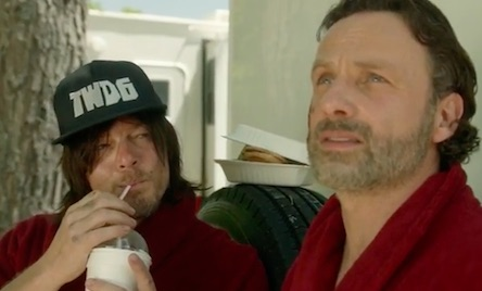 walking2 The Walking Dead Reimagined As A Sitcom Could Actually Work