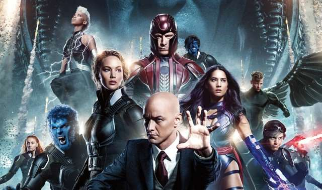 xmenapocalypseimax 1 X Men: Apocalypse Is A Solid If Thoroughly Average Superhero Film