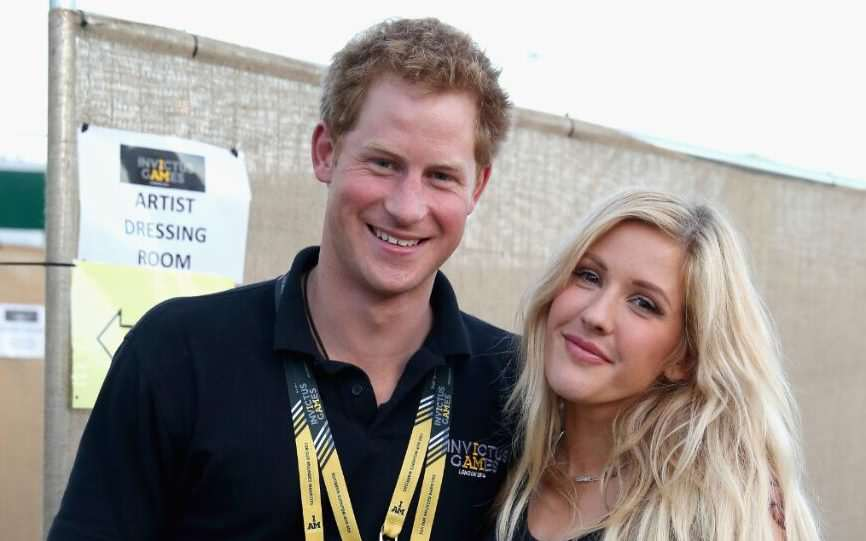 36734987 Behind The Scenes At The Invictus GamesLONDON ENGLAND   SEPTEMBER 14  Prince Harry with Ell xlarge transfzOMAl0Xij9hZ3C3ekNETa4M69VNDPR7ZZSy2C6TDkI Prince Harry May Have A Secret Celebrity Girlfriend