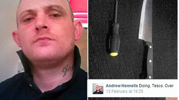 89878767 andrew hennells comp 2 These Criminals Got Caught Out After Bragging On Social Media