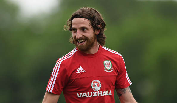 Wales Squad Hold Weekly WhatsApp Appreciation Day For One Player Allen Wales Getty