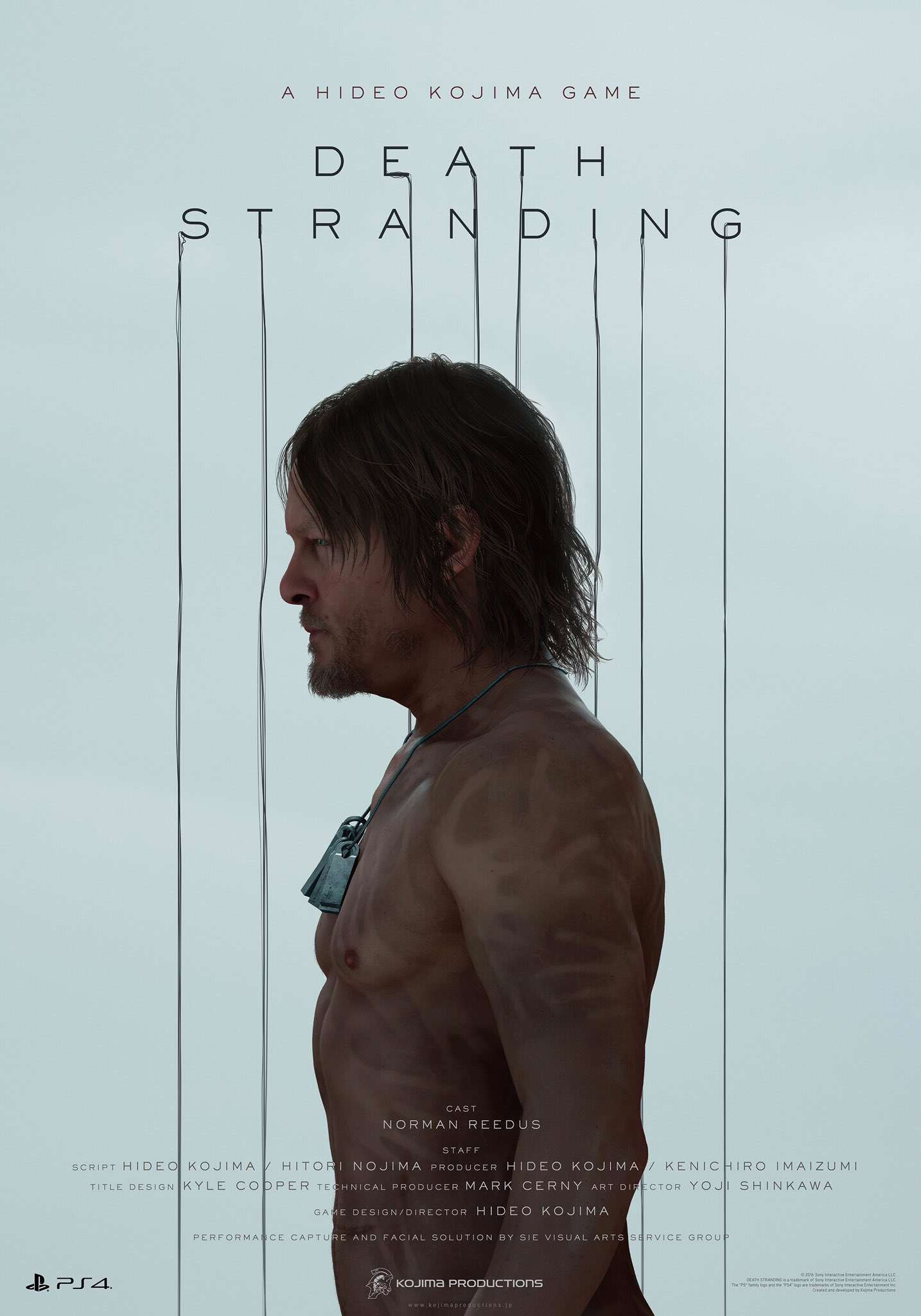 Ck5bhQAUoAA3UxL Death Stranding Unveiled By Hideo Kojima