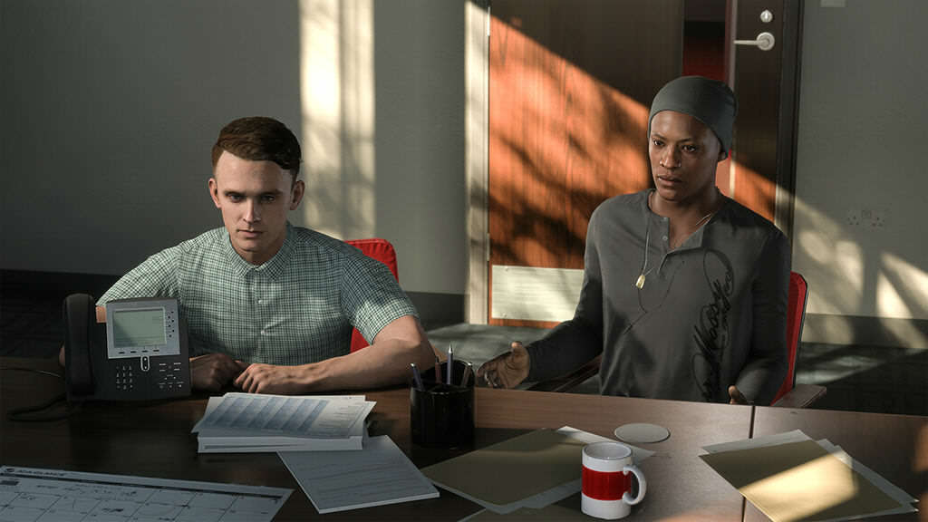 FIFA 17 The Journey Alex Hunter Managers Office 2 EA Announce FIFA 17 Story Mode The Journey