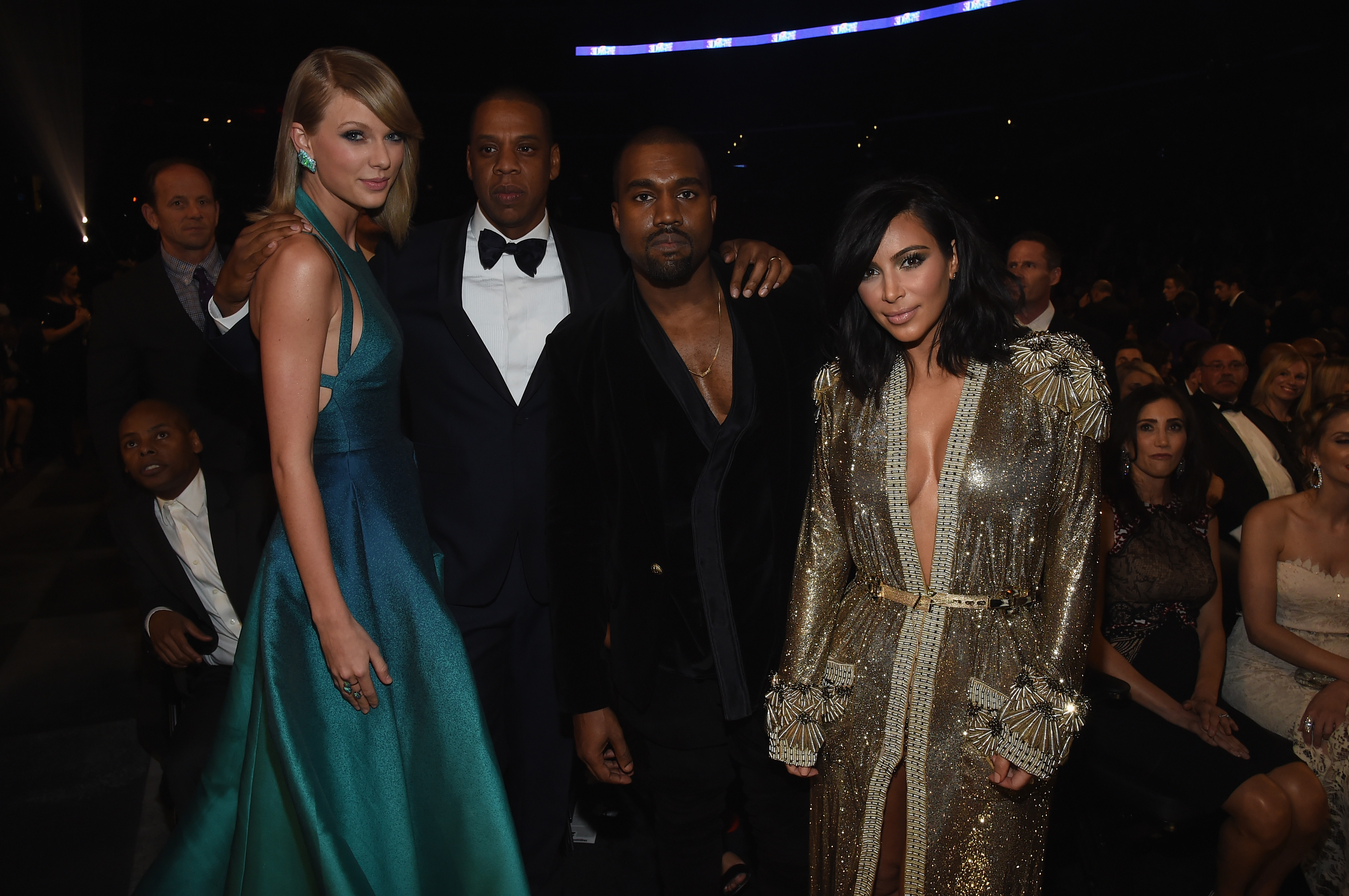 GettyImages 463036118 The Kanye West Taylor Swift Feud Has Just Got A Whole Lot Worse