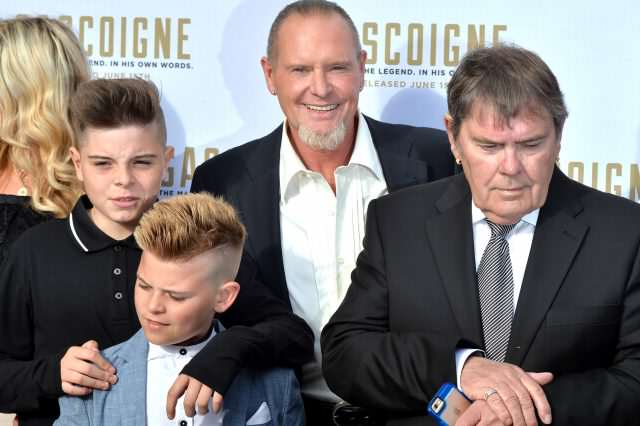 GettyImages 476371250 640x426 Paul Gascoigne In Hot Water Over Alleged Racist Joke