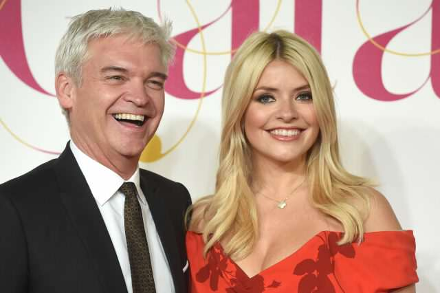 GettyImages 497913884 640x426 Holly Willoughby Goes On Furious Rant At Britains Most Shameless Mum