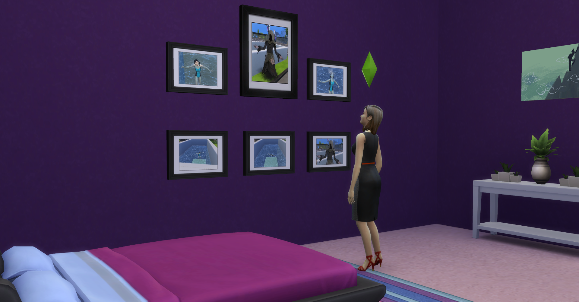 People Reveal The Most F*cked Up Things Theyve Done To Their Sims JcHq7QM