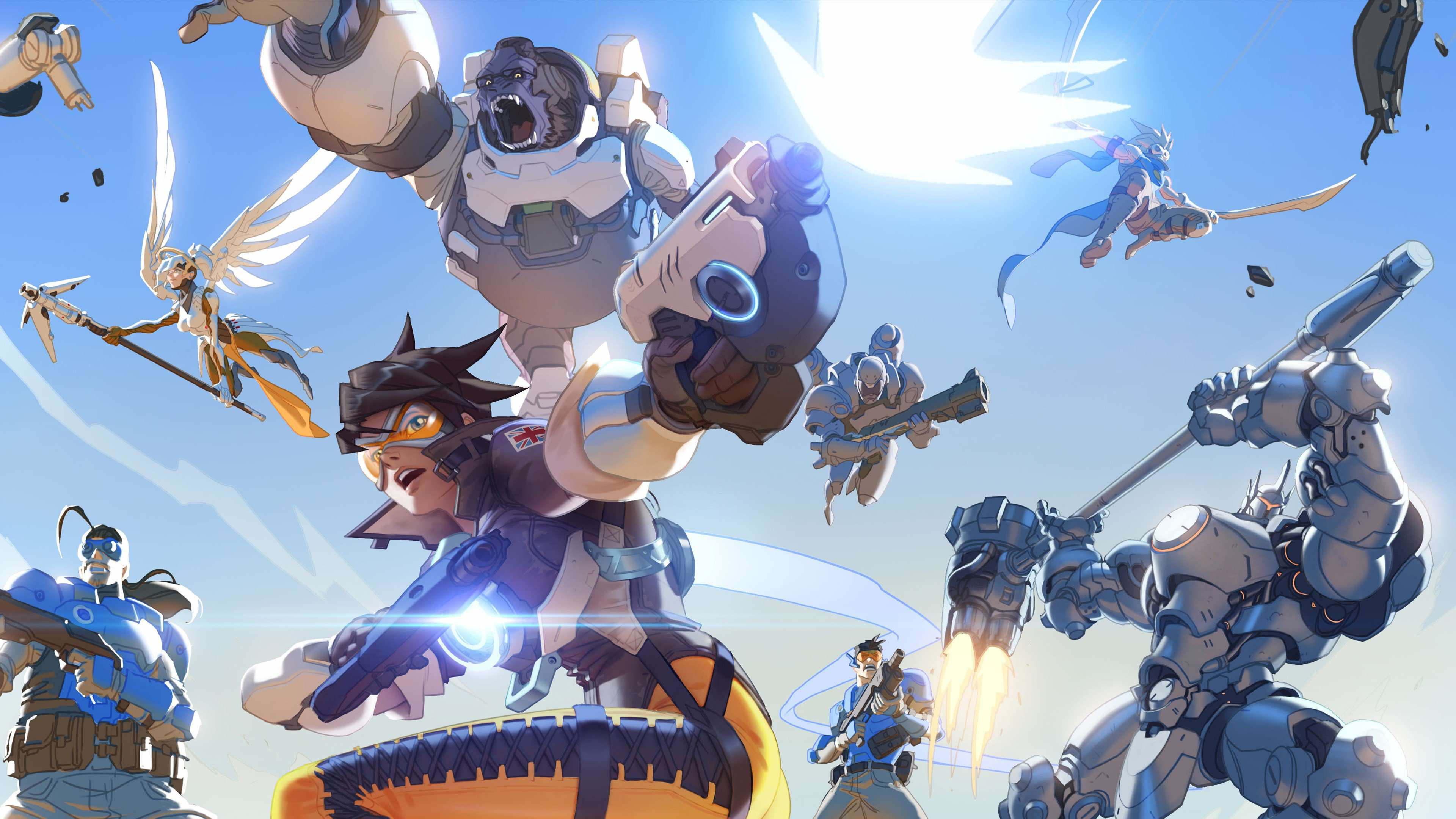 OW Blizzard Planning To Nerf Key Overwatch Character