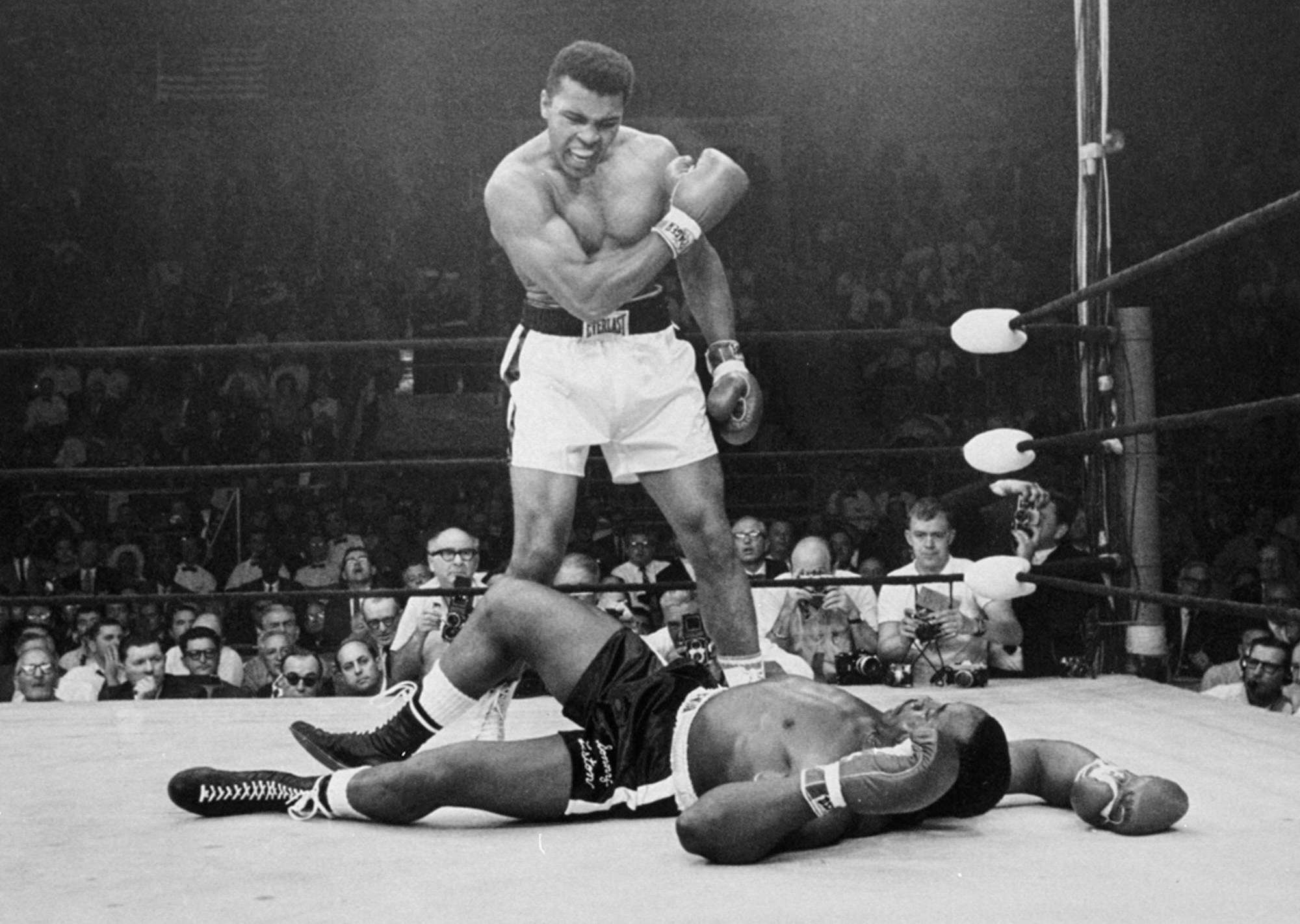 The Greatest, Muhammad Ali, Has Died Aged 74 PA 26511893