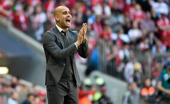 Pep Getty Arsenal Fans Gutted As Another Legend Leaves For Man City