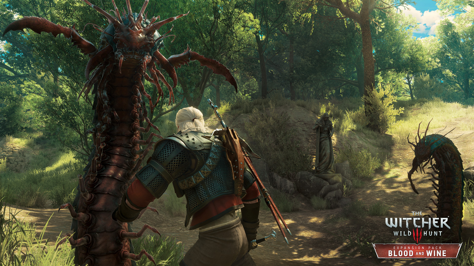 The Witcher 3 Wild Hunt Blood and Wine The Scolopendromorph   its harder to kill than to pronounce its name RGB EN 1464106315.0 Witcher 3: Blood And Wine Is A Fitting End To Geralts Adventures