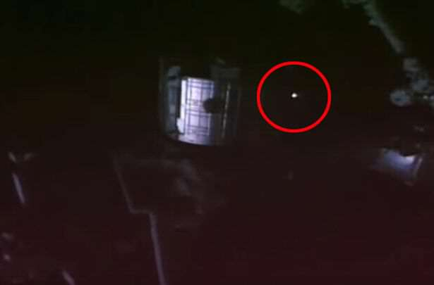 UFO caught on ISS live stream Incredible ISS Footage Shows Fireball Like UFO Passing Through Space