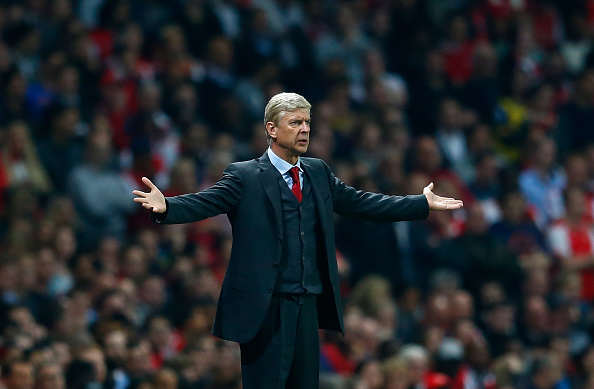Wenger Getty 1 Heres Who Should Replace Roy Hodgson As England Manager
