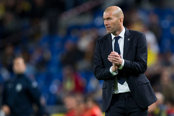 Zidane Getty 2 Brexit Could Help Man United Land Real Madrid Star