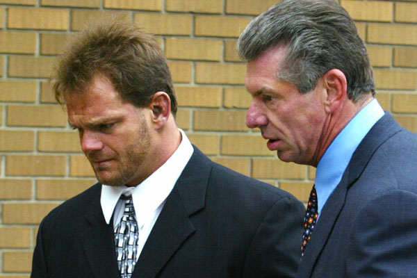 chris benoit 2 Chris Benoits Relative Talks About What Drove Him To Murder