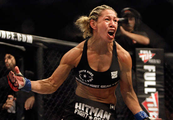 cyborg1 UFC Star Says She Can Be The One To Beat Cris Cyborg Justino
