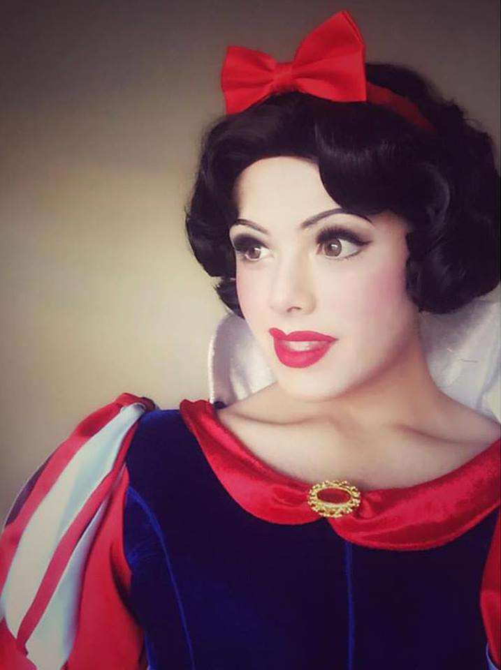 disney 1 Disney Princess Cosplay Star Goes Viral, But Can You Tell Why?