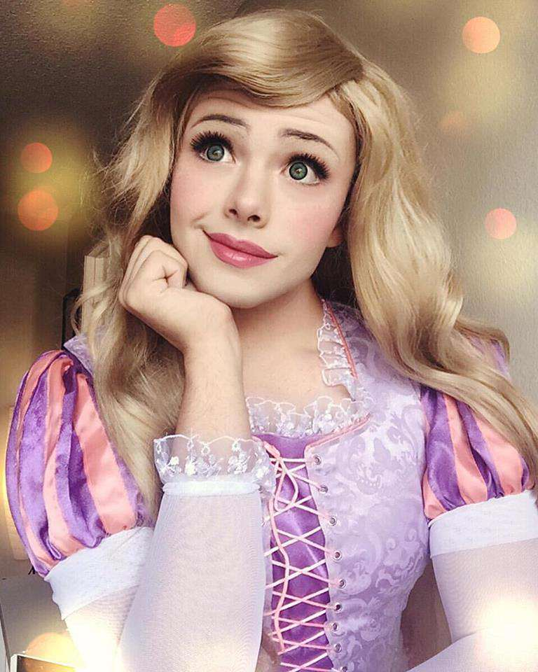 disney 3 Disney Princess Cosplay Star Goes Viral, But Can You Tell Why?