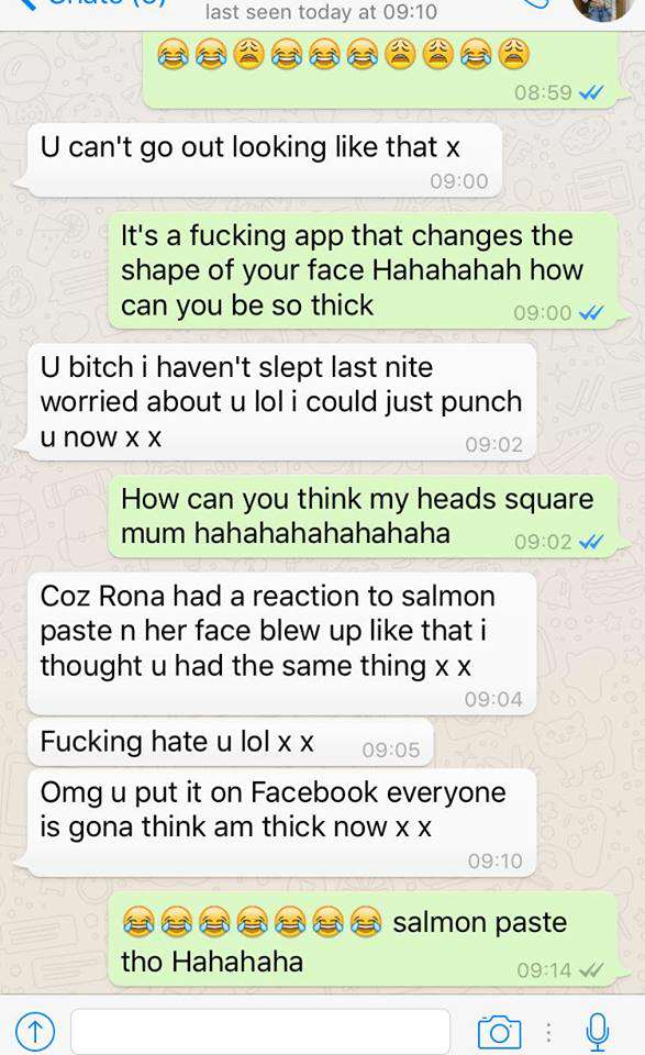 Mum Thought Daughter Had Been Poisoned After Seeing This Snapchat Video fb 6