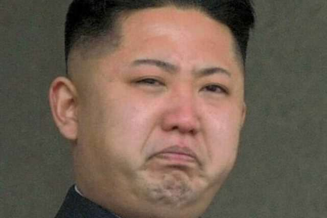 kim jong un 3 640x426 North Korea Believes Its At War With America