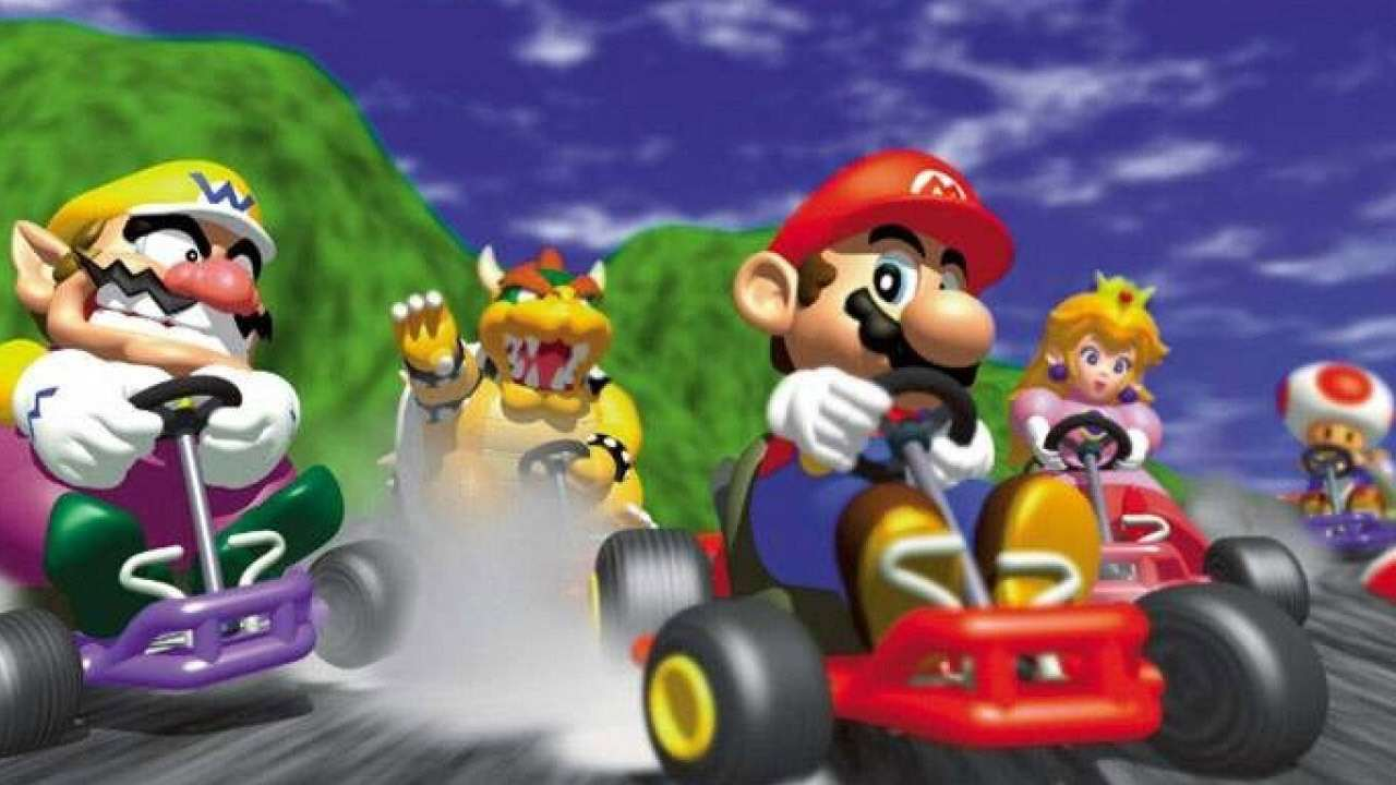 Five Reasons The N64 Was Awesome mariokart641280 1444090314728