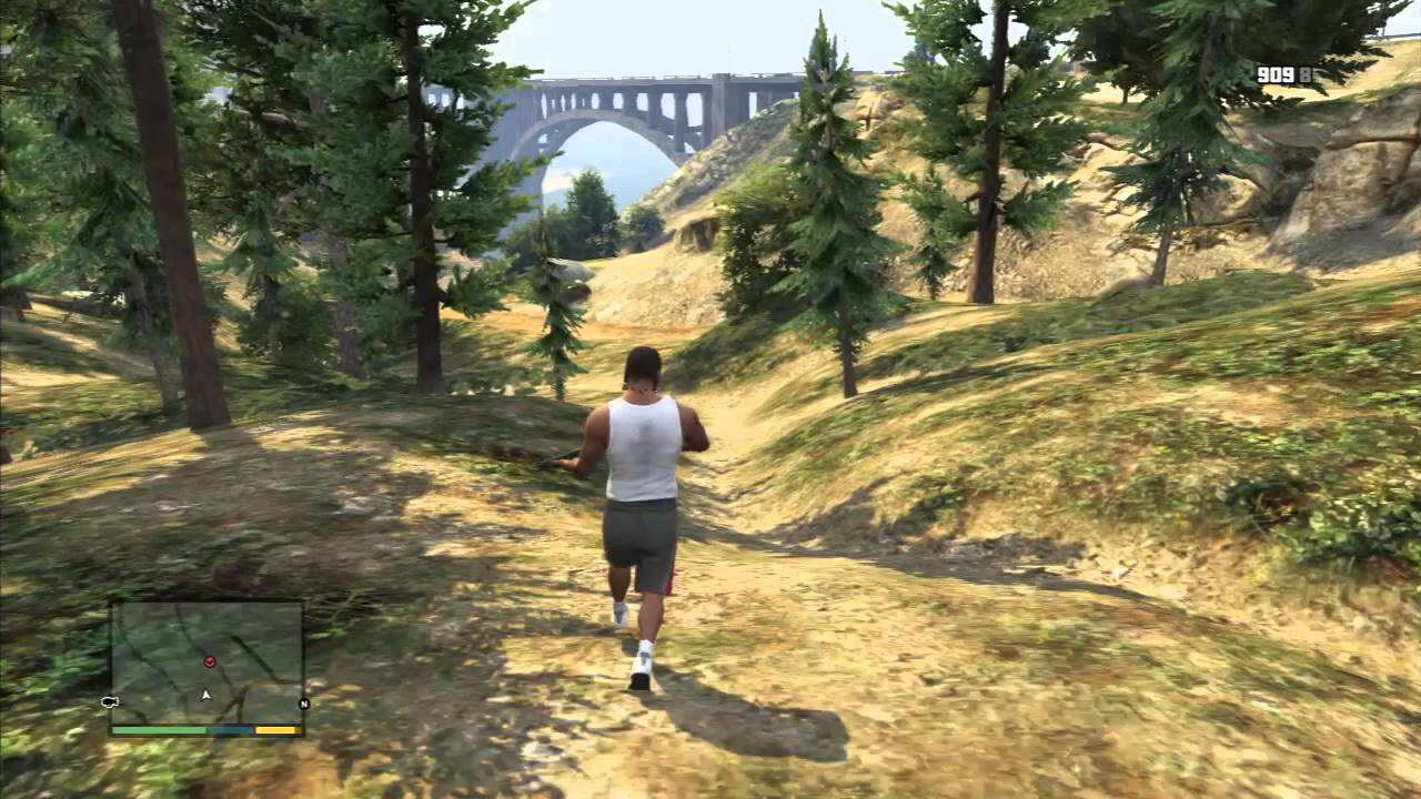 maxresdefault 34 GTA 5 Players Have Found A New Hidden Character