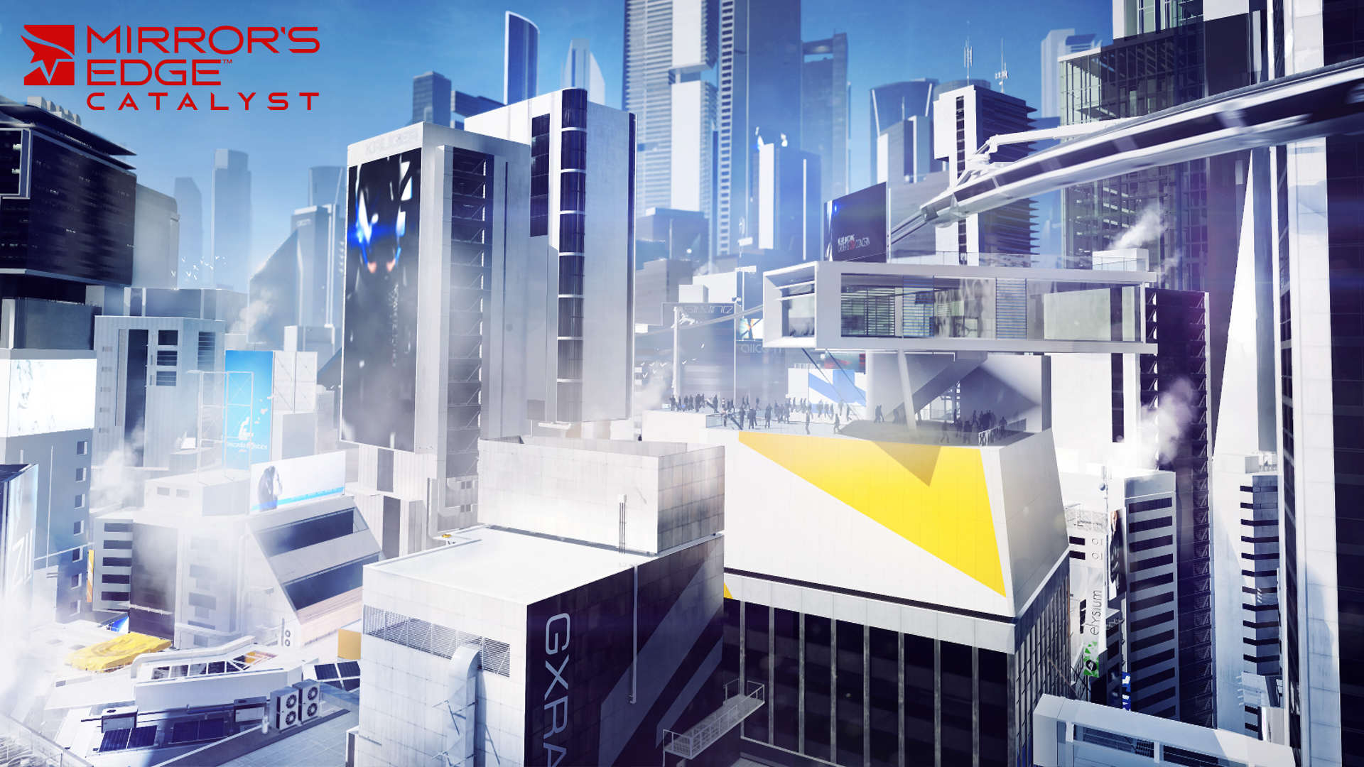mirrorsedgecatalst gc web screen 02 cityvista wm Mirrors Edge Catalyst Doesnt Quite Stick The Landing