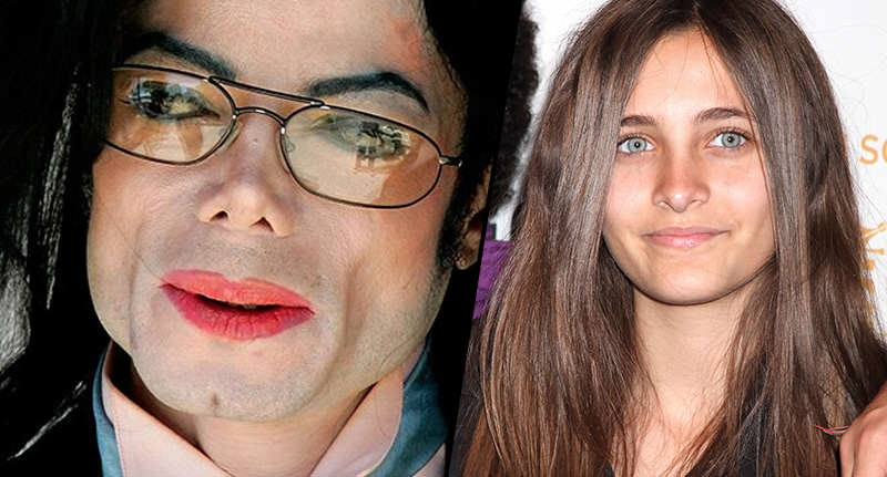 mjj face Michael Jacksons Daughter Speaks Out After His Child Porn Claims