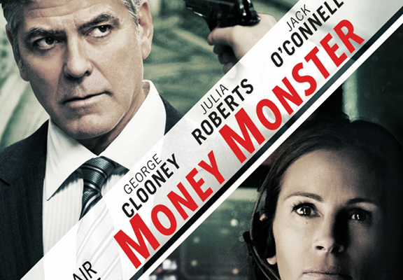 money monster featured Money Monster: An Entertaining Thriller With Money On Its Mind