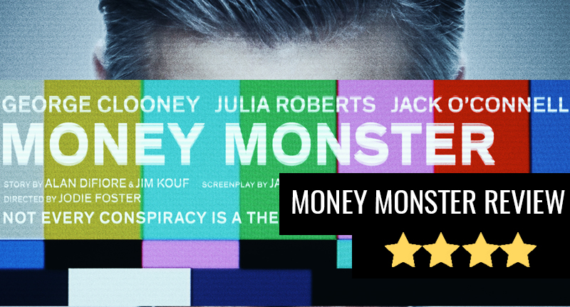 money monster thumb Money Monster: An Entertaining Thriller With Money On Its Mind