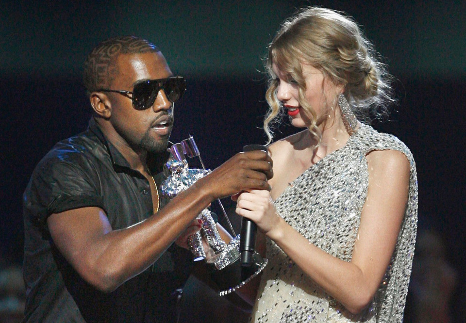 nintchdbpict000004361080 The Kanye West Taylor Swift Feud Has Just Got A Whole Lot Worse