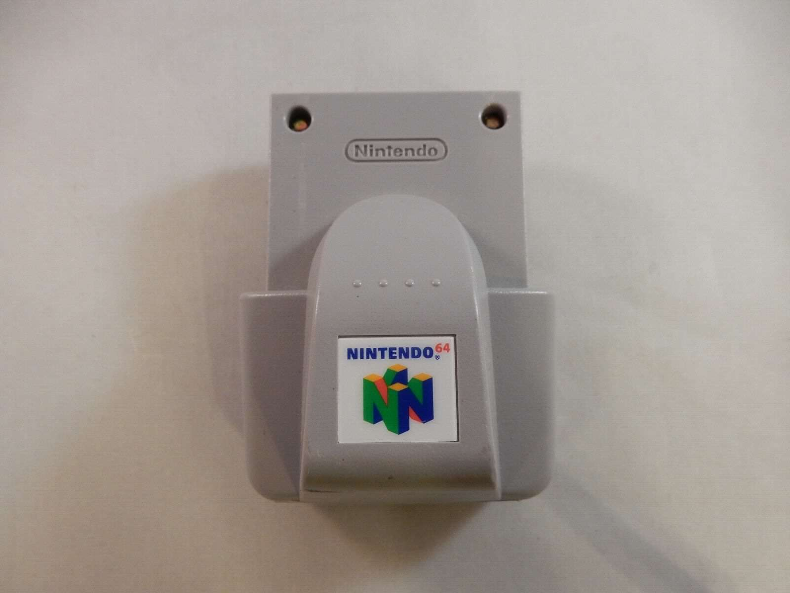 Five Reasons The N64 Was Awesome official genuine oem nintendo 64 n64 rumble pak nus 013 tested a238 e1277402706cef45d676ca8def9e0fa9