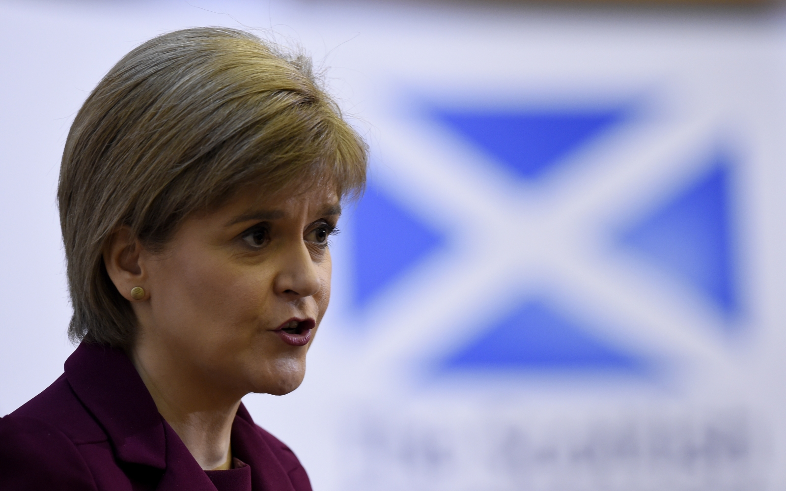 After Brexit, Other EU Countries May Now Hold Referendums sturgeon11
