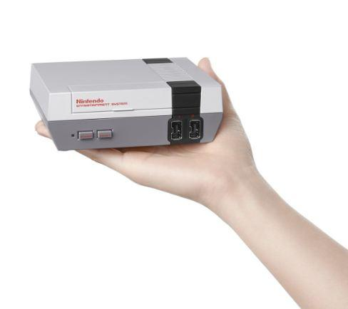 3094522 nes1 Nintendo Announce New NES, Bundled With 30 Games