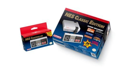3094523 classic Nintendo Announce New NES, Bundled With 30 Games