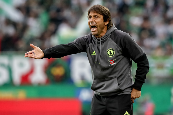Conte CFC Getty 1 Chelsea Boss Makes Statement Clarifying Diego Costas Future