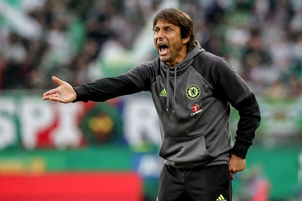 Conte CFC Getty 5 Chelsea Boss Admits Unsettled Attacker Is Probably Leaving