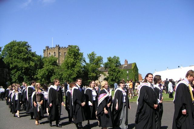 Durham Graduation 640x426 Theres More Bad News For People Planning On Going To University