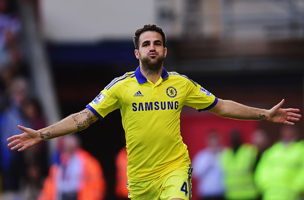 Fabregas Getty Mourinho Risks Wrath Of Chelsea Fans With Move For Key Man