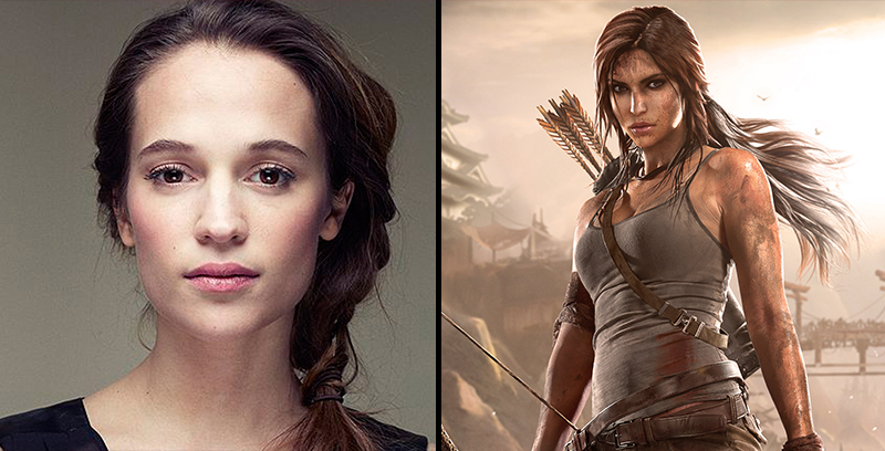Alicia Vikander Reveals New Info On Upcoming Tomb Raider Film FacebookThumbnail 106